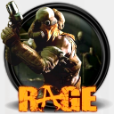 Icon: Rage-1, mega-games-pack-26 3xhumed, Pixel: 128 x 128 px