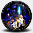 Icon: LEGO-Star-Wars-II-4, mega-games-pack-32 3xhumed, Pixel: 128 x 128 px