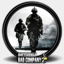 Icon: Battlefield-Bad-Company-2-2, mega-games-pack-33 3xhumed, Pixel: 128 x 128 px