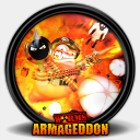 Icon: Worms-ArmageddonI-2, mega-games-pack-33 3xhumed, Pixel: 128 x 128 px