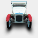 Icon: Dixie, cars archigraphs, Pixel: 128 x 128 px