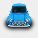 Icon: Mini, cars archigraphs, Pixel: 128 x 128 px