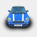 Icon: NewMini, cars archigraphs, Pixel: 128 x 128 px
