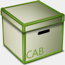 Icon: Cab Box, bagg-and-boxs babasse, Pixel: 128 x 128 px