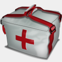 Icon: Safety Box V2, bagg-and-boxs babasse, Pixel: 128 x 128 px