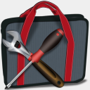 Icon: Panneau De Configuration Baggs V2, bagg-and-boxs babasse, Pixel: 128 x 128 px
