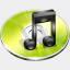 Icon: Software iTunes, summer-collection benjigarner, Pixel: 64