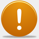 Icon: Alert, office custom-icon-design, Pixel: 128 x 128 px