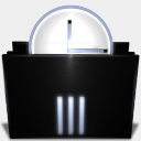 Icon: Recent, aqcua dimension-of-deskmod, Pixel: 128 x 128 px