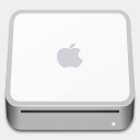 Icon: Mac Mini, cats mcdo-design, Pixel: 128 x 128 px