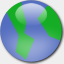 Icon: Globe, toolbar-2 ruby-software, Pixel: 64